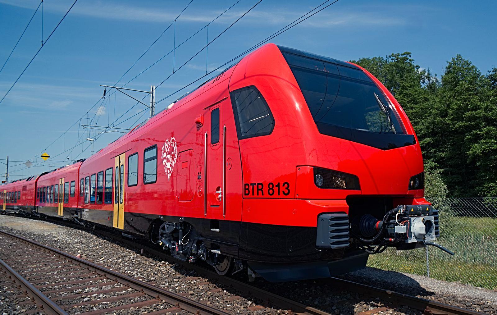 Stadler Rail / Zug