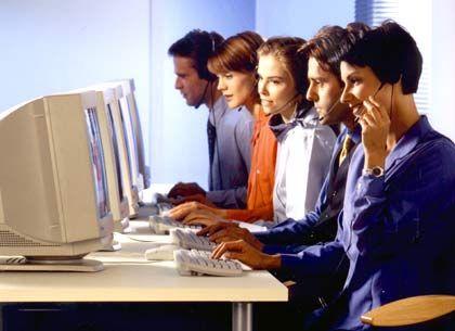 Dienstleistung Callcenter: Deutsche Standorte sucht man in der Spitzengruppe vergebens