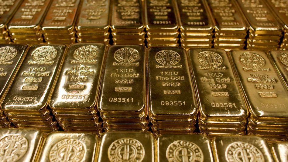 Beliebtes Kriseninvestment: Der Goldpreis könnte laut Analysten schon bald auf 2000 Dollar je Unze steigen