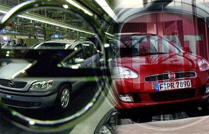 Allesaufkäufer Fiat: Die Italiener verhandeln mit Opel und Chrysler