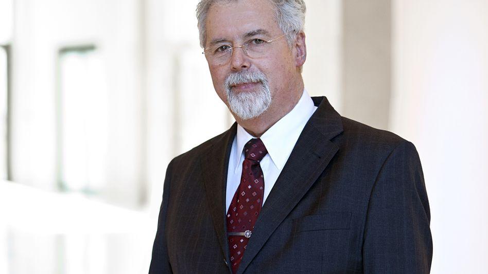 Gern Herr im Rhön-Haus: Eugen Münch.