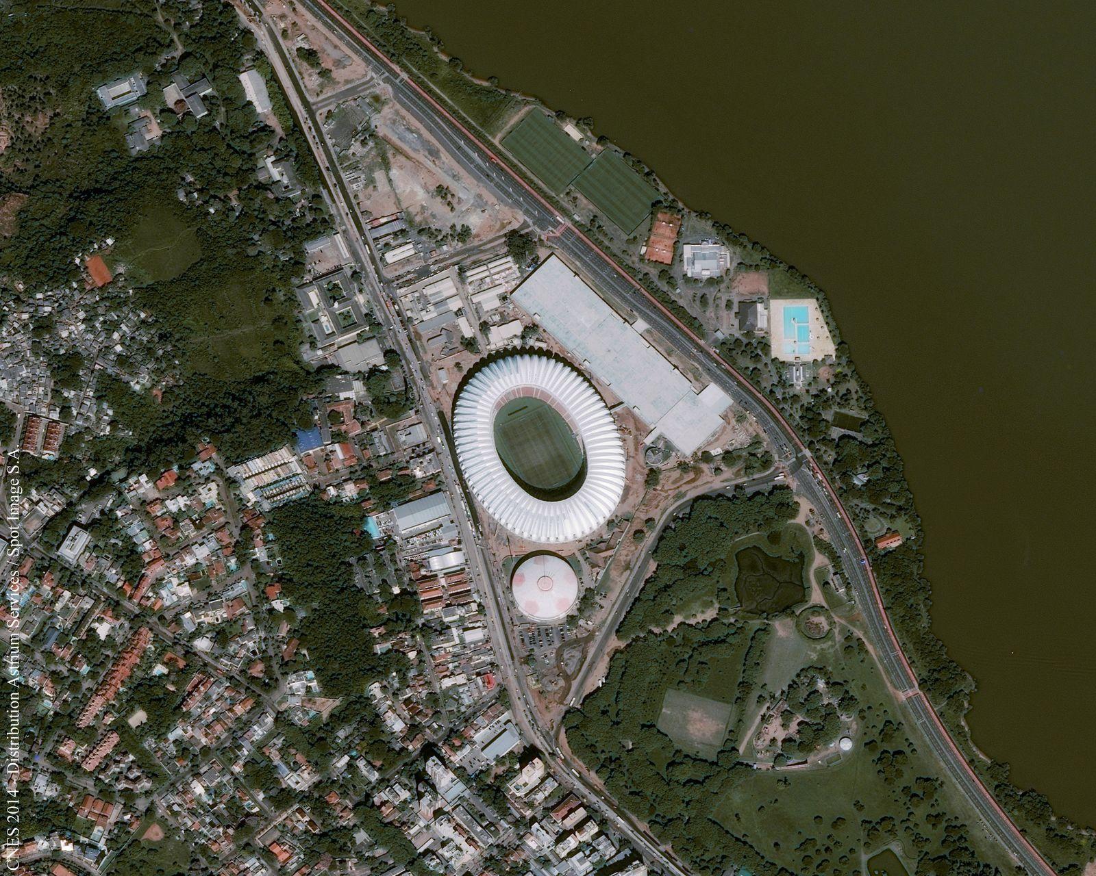 WM-Stadien 2014/ Estadio Beira-Rio