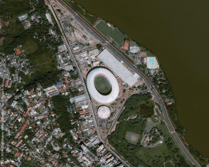 Porto Alegre ist ein Zentrum der Landwirtschaft