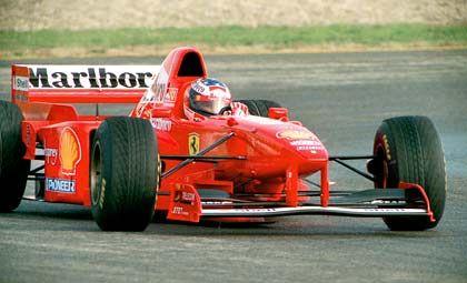 Teures Spielzeug-Gefährt: Gebrauchter Formel-1-Rennwagen von Ferrari, ab 400.000 Euro zuzüglich Betriebskosten