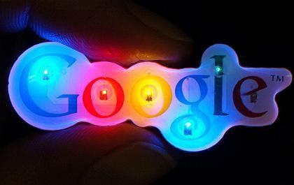 Suchmaschine mit Eigenheiten: Google