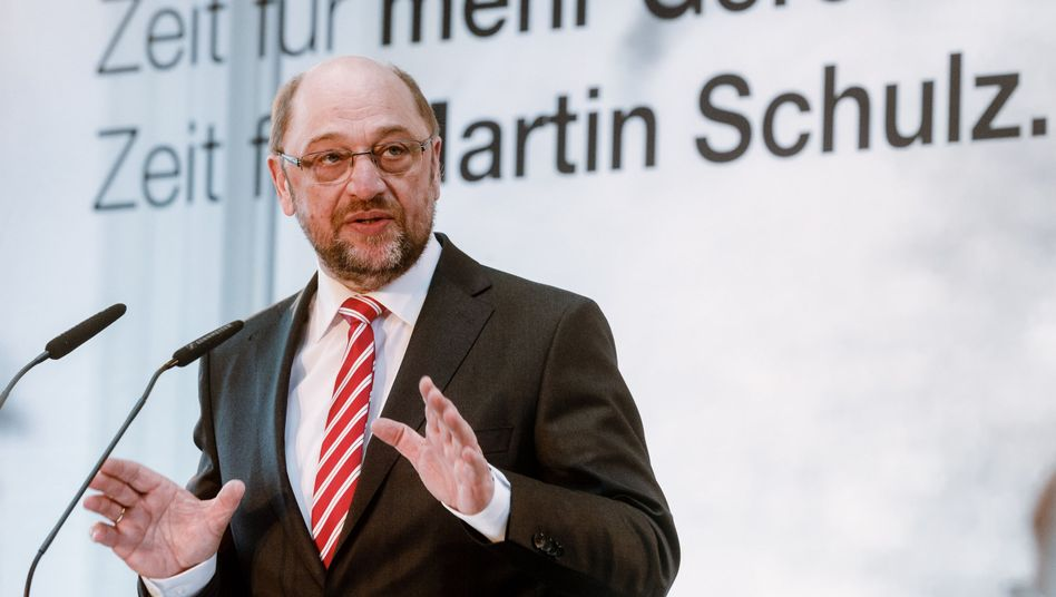 """Martin Schulz: Der Kanzlerkandidat der SPD will mit der Gerechtigkeitsdebatte punkten. Doch ein """"gerechtes"""" Verhältnis zwischen Durchschnitts- und Vorstandsgehalt ist nicht so leicht zu ermitteln, sagt Vergütungsexperte Helmuth Uder"""