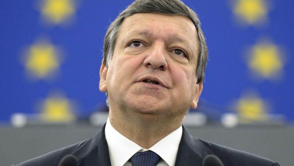 EU-Kommissionschef José Manuel Barroso: Für den EU-Beitritt Kroatiens