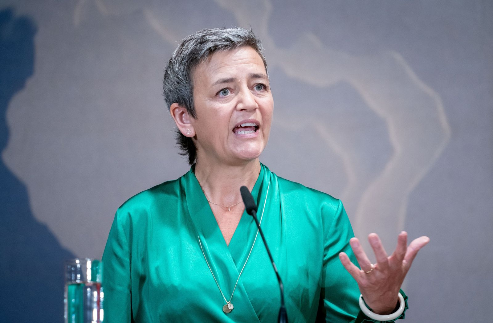 Margrethe Vestager/ Steuern/ Apple