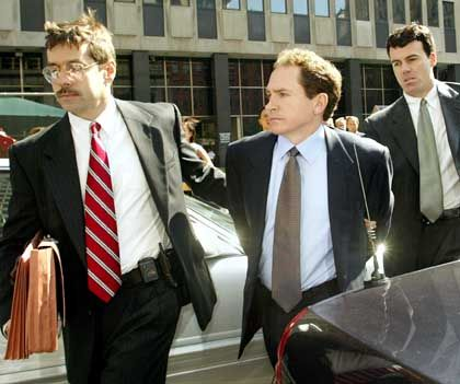 Scott Sullivan: Inzwischen angeklagter Worldcom-Finanzchef
