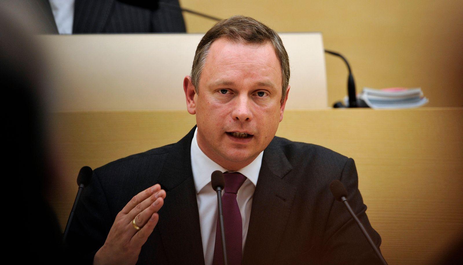 NICHT VERWENDEN Georg Fahrenschon