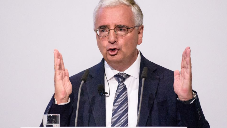"""Deutsche-Bank-Chefaufseher Achleitner: """"Im Investmentbanking ist keine grundlegende Veränderung nötig"""