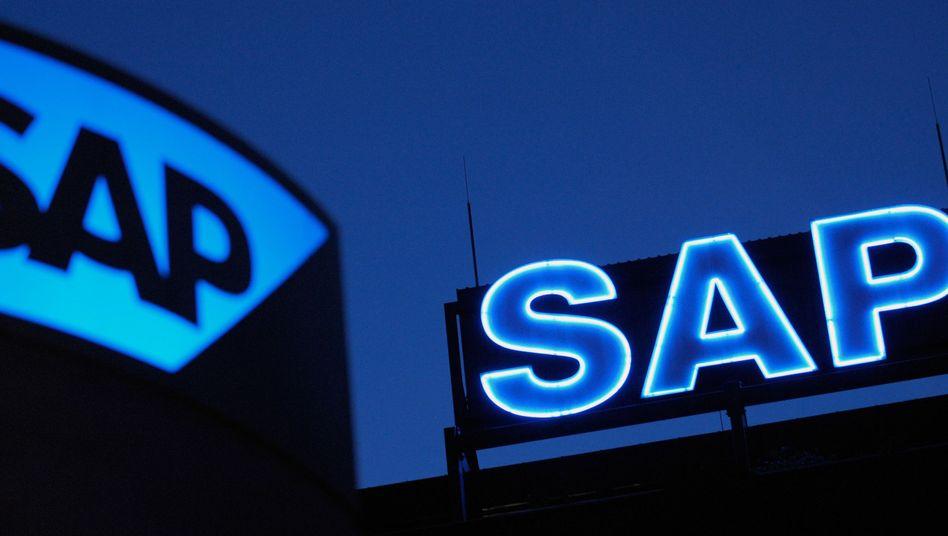 SAP-Zentrale in Walldorf: Im zivilrechtlichen Verfahren mit Oracle droht eine milliardenschwere Schadensersatzzahlung