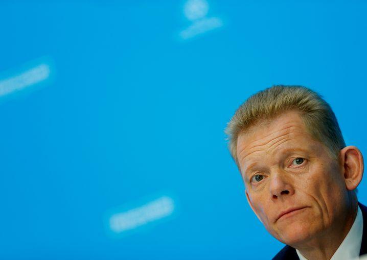 Vorstandschef Guido Kerkhoff soll abgelöst werden