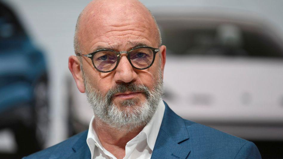 """Kein """"Sterben auf Raten"""": Konzernbetriebsratschef Bernd Osterloh wechselt ins Management"""