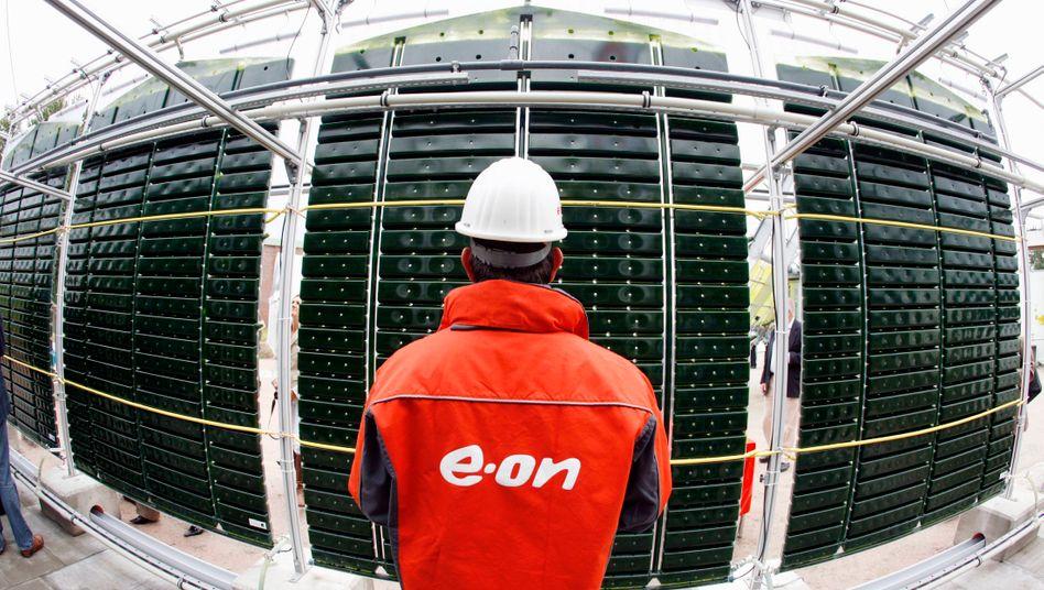 Alles auf den Prüfstand: Eon will bis Ende 2013 15 Milliarden Euro durch Verkäufe erzielen