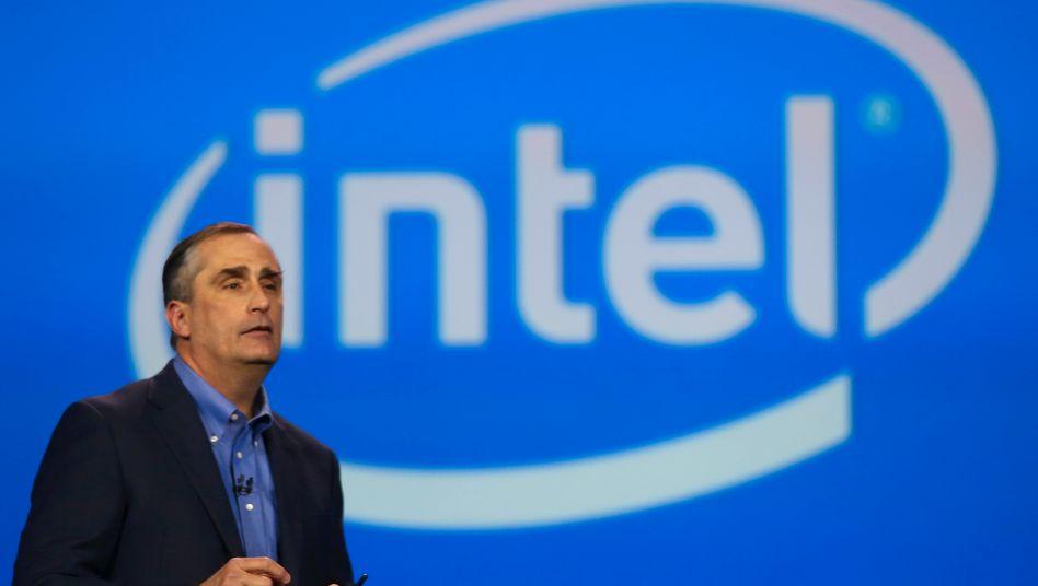 Brian Krzanich: Der Intel-Chef muss wegen einer Beziehung zu einem Intel-Mitarbeiter gehen