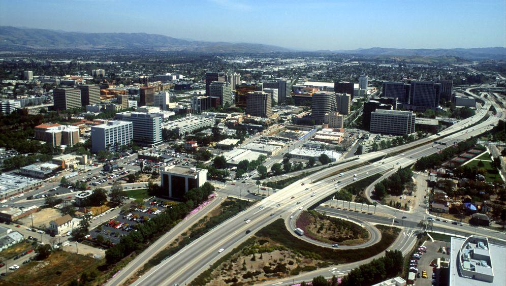 Fieberhafte Suche: Die Industrie erobert das Silicon Valley