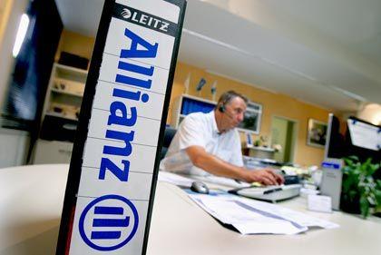 Marktführer: Die Allianz ist der größte Lebensversicherer in Deutschland