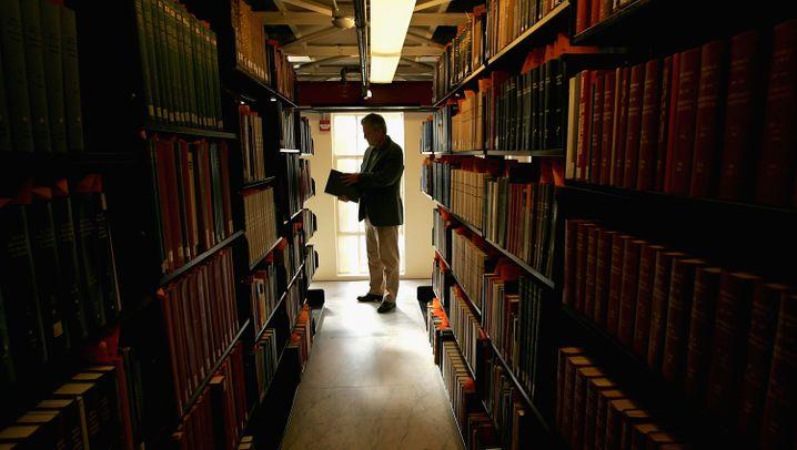 Vom Bibliothekar bis zum Professor: Die entspanntesten Jobs - ist Ihrer dabei?