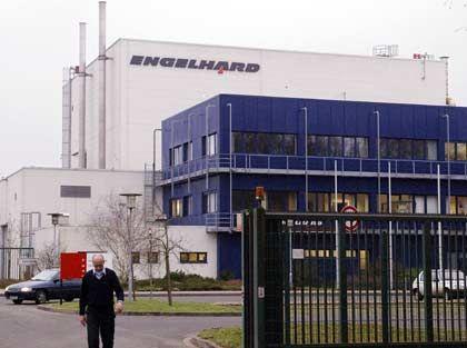 Ringen um einen höheren Kaufpreis: Engelhard-Werk in Nienburg an der Weser