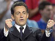 Wengier als erwartet: Das Regierungsbündnis von Präsident Nicolas Sarkozy verpasste die erwartete Zweidrittelmehrheit