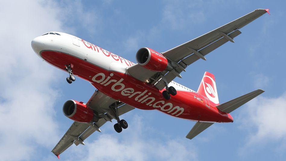 Air Berlin: Die insolvente Fluggesellschaft nimmt bis Freitag Kaufangebote an