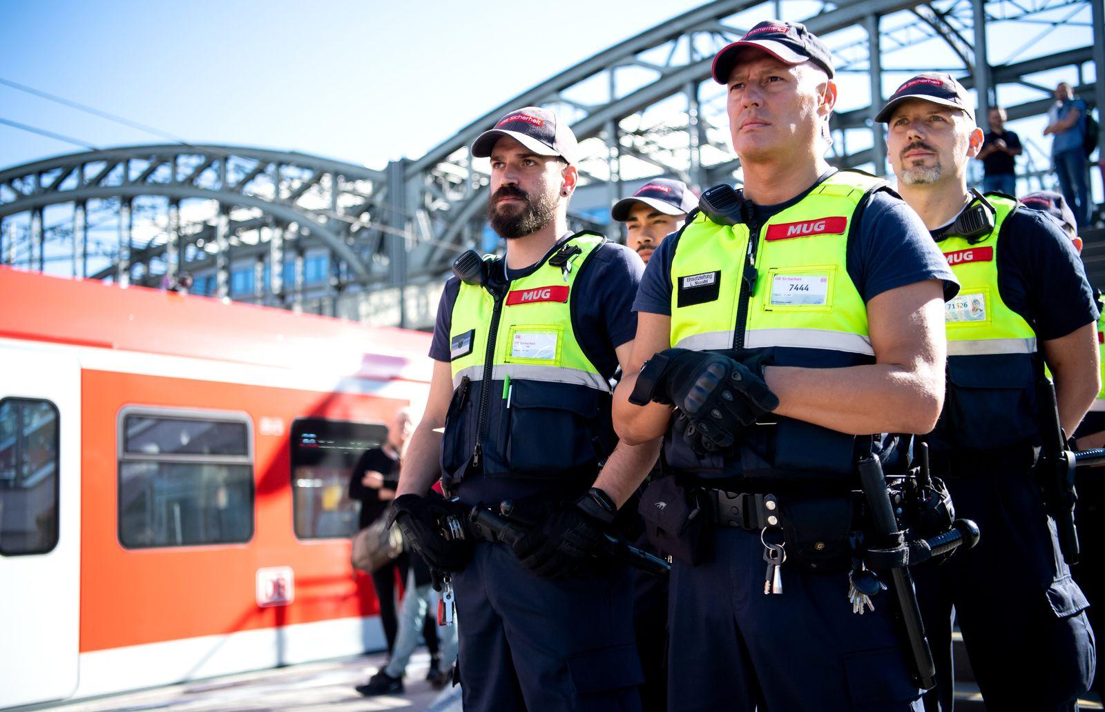 Deutsche Bahn / Personal
