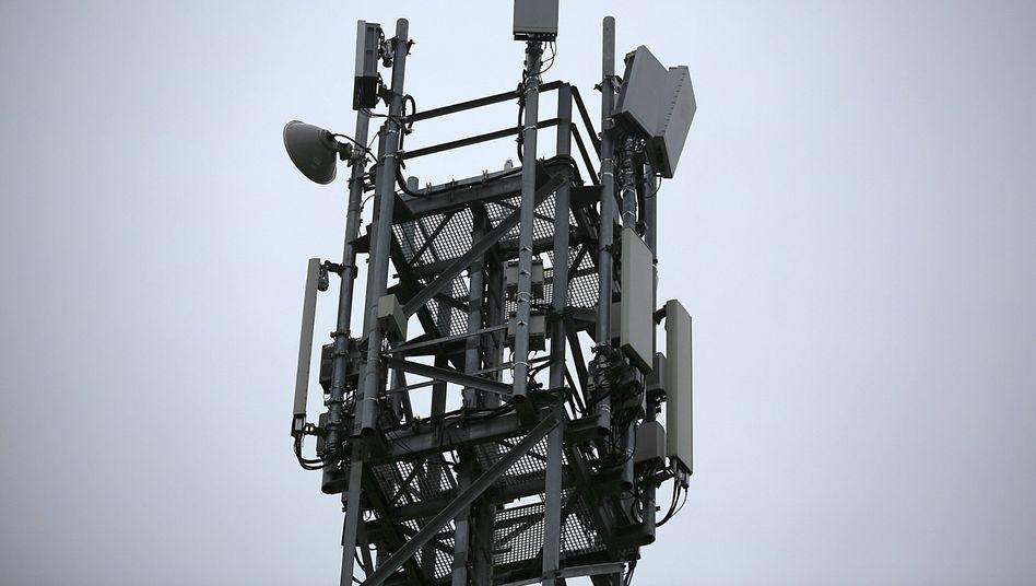 5G-Antenne: Telekom, Vodafone, Telefónica und 1&1 Drillisch bieten um die Frequenzen