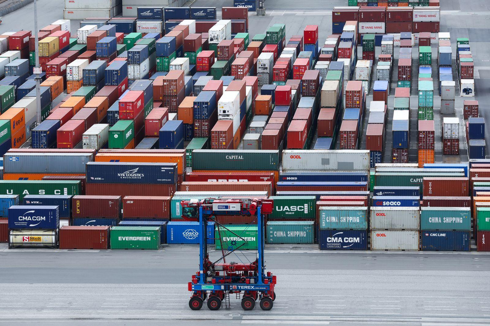 Deutschland / Export / Wirtschaft / Konjunktur