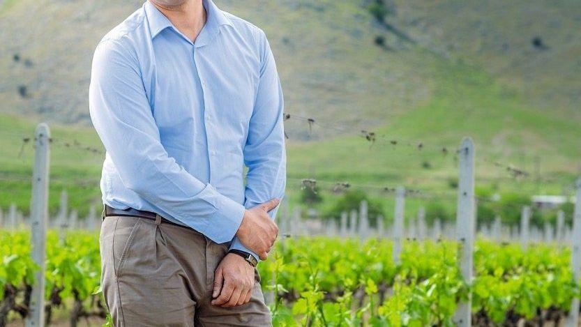 RETTER DER REBEN Winzer Christos Zafeirakis erfindet mit einer alten, wiederentdeckten Rebsorte den griechischen Wein neu