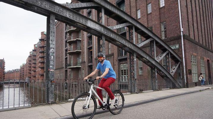 Fahrradtest Möve Franklin Pro: Mechanik-Vorteil für E-Bike-Verächter
