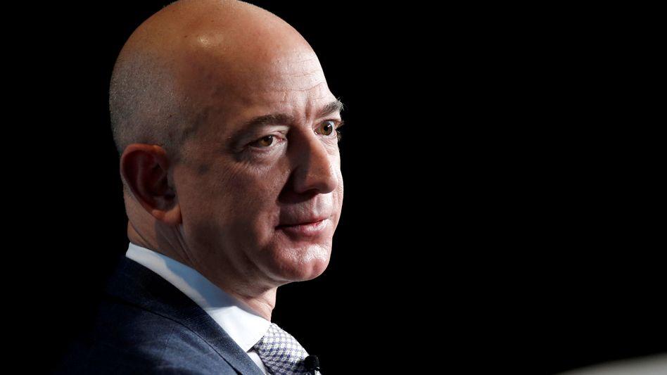 Investiert gerne in Logistik: Amazon-Gründer Jeff Bezos