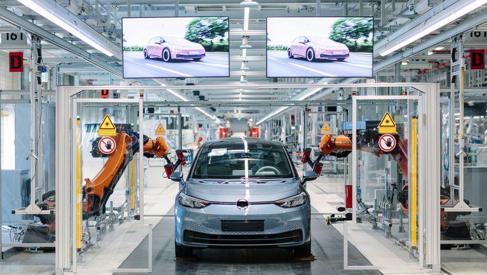 VW ID.3: Das Elektroauto soll im Sommer trotz Software-Verzögerungen und Corona-Krise auf den Markt kommen