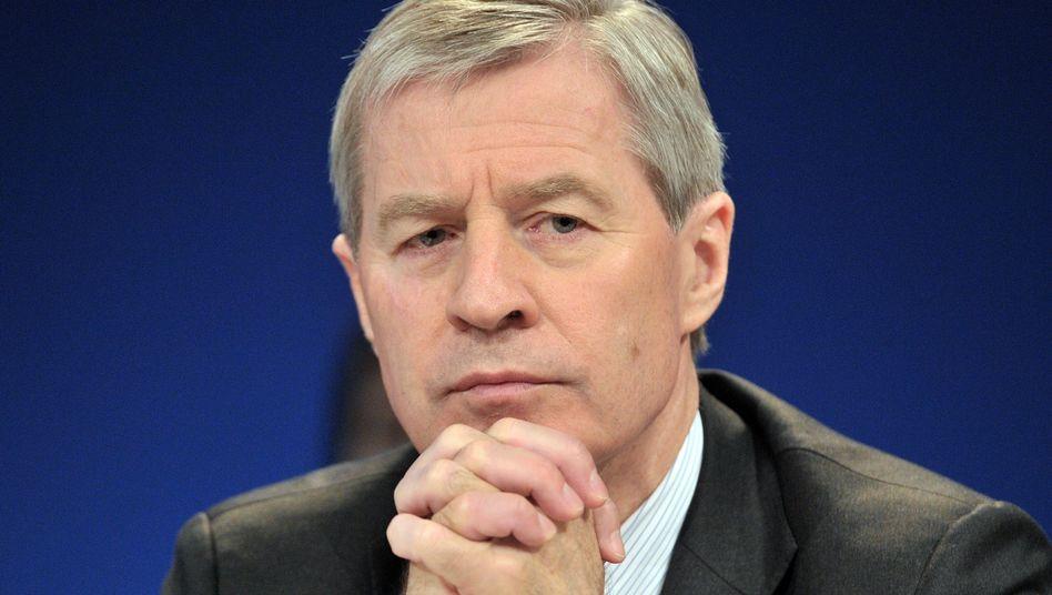 """Deutsche-Bank-Chef Jürgen Fitschen: """"Fragliche Umsatzsteuererklärung aus dem Jahr 2009 unterzeichnet"""""""