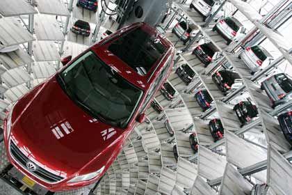 VW-Autostadt in Wolfsburg: Porsche und Niedersachsen ringen um die Macht