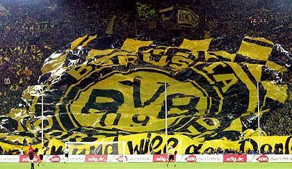 Das BVB-Stadion: Verkauf an Blackstone gescheitert