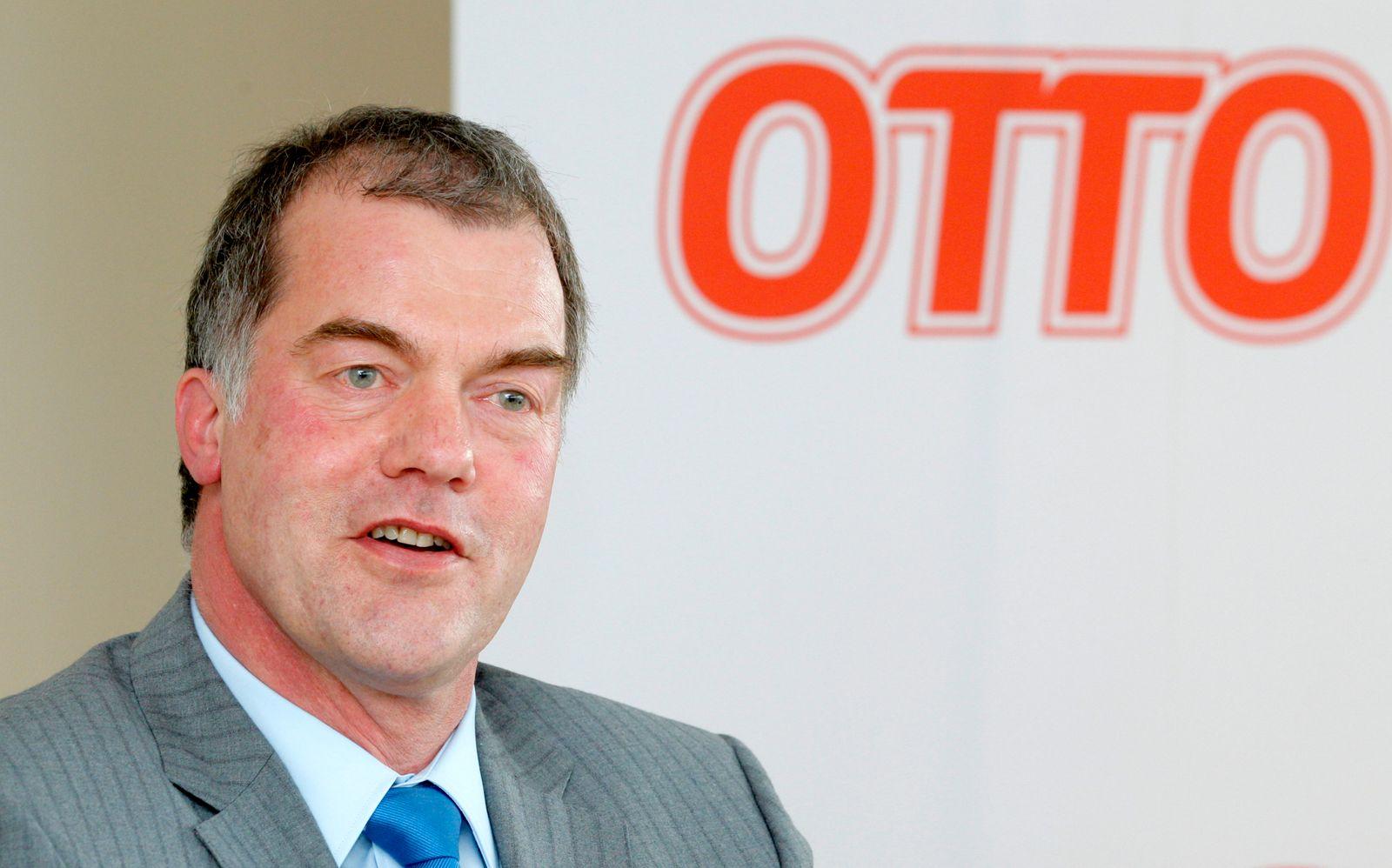 Otto-Pressekonferenz zum Thema Onlinehandel