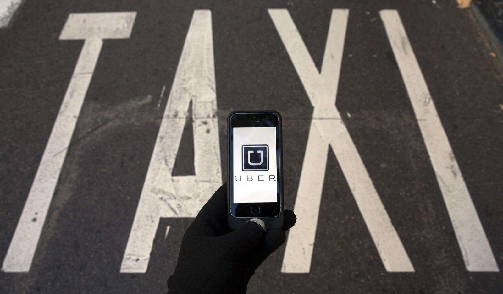 Taxi / Uber / App