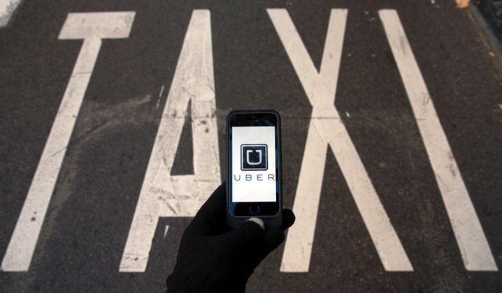 Pleite vermieden: Mit teilautonomen Fahrzeugen kam Uber in die Erfolgsspur zurück