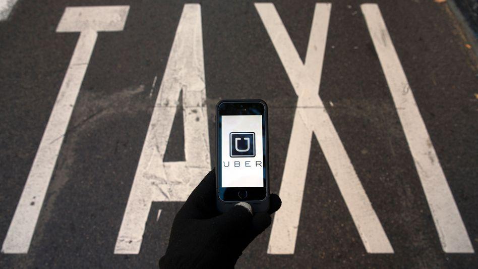 Taxi vs. Uber: Weltweit läuft die Branche Sturm gegen den Rivalen