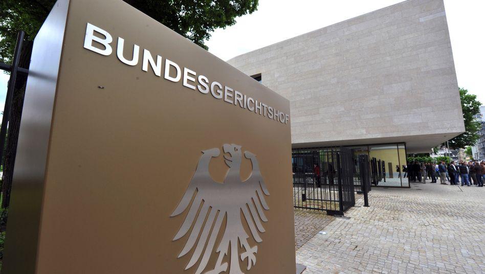 BGH in Karlsruhe: Der Bundesgerichtshof lässt den Prozess um ODS in Teilen neu aufleben