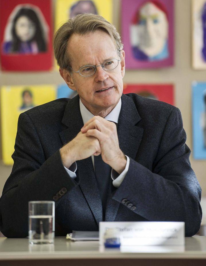 Stefan von Holtzbrinck investiert in den Goldman-Terminator