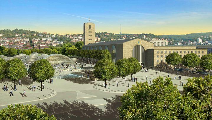 Stuttgart 21: Wie die Milliardenlawine anschwillt