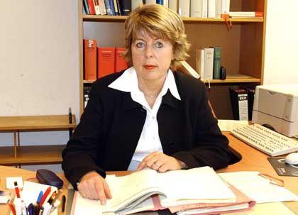 """""""Herr des Verfahrens"""": Richterin Brigitte Koppenhöfer verhandelt seit drei Jahren Wirtschaftsstrafsachen"""