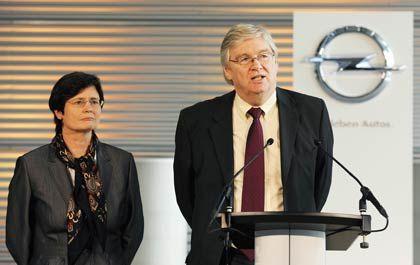 """Europa-Chef Reilly: """"Rüsselsheim ist das Entwicklungszentrum"""""""