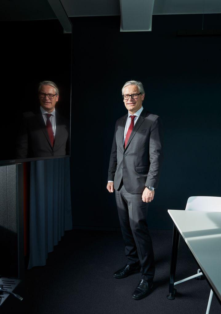 Der 32-Milliarden-Euro-Mann: ECE-Chef Alexander Otto.