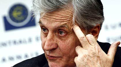 Der Währungshüter: EZB-Chef Trichet