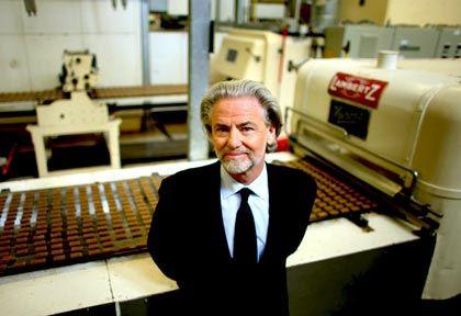 Hermann Bühlbecker, der Omar Sharif unter den Zuckerbäckern, inszeniert am liebsten sich selbst