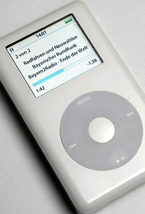 Podcasts auf dem MP3-Player:Die nächste Generation des Radios