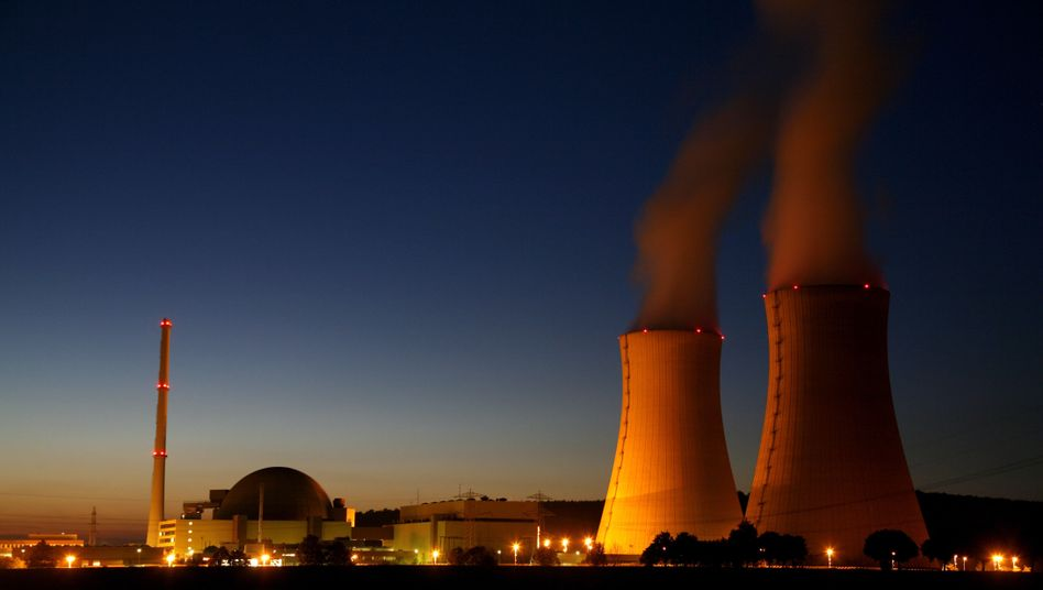 Streitobjekt: Die Energiekonzerne wehren sich gegen die Besteuerung von Brennelementen in Atomkraftwerken